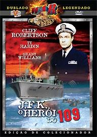 JFK - O Herói do 109 - Poster / Capa / Cartaz - Oficial 4
