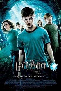 Harry Potter e a Ordem da Fênix - Poster / Capa / Cartaz - Oficial 3