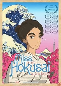Sarusuberi: Miss Hokusai - Poster / Capa / Cartaz - Oficial 7
