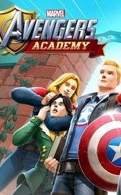 Avengers Academy - Poster / Capa / Cartaz - Oficial 1