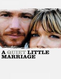 A Quiet Little Marriage - Poster / Capa / Cartaz - Oficial 1