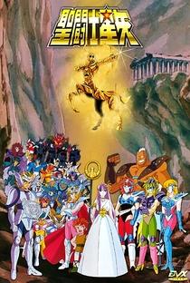 Os Cavaleiros do Zodíaco (Saga 1: Santuário) - Poster / Capa / Cartaz - Oficial 5