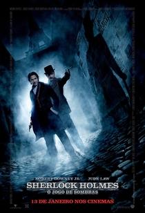 Sherlock Holmes: O Jogo de Sombras - Poster / Capa / Cartaz - Oficial 5