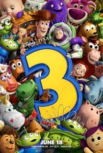 Toy Story 3 - Poster / Capa / Cartaz - Oficial 1
