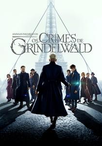 Animais Fantásticos: Os Crimes de Grindelwald - Poster / Capa / Cartaz - Oficial 2