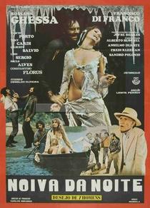 Noiva da Noite - o Desejo de 7 Homens - Poster / Capa / Cartaz - Oficial 1
