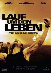 Corra por Sua Vida! - De Junkie a Ironman - Poster / Capa / Cartaz - Oficial 1