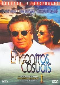 Encontros Casuais - Poster / Capa / Cartaz - Oficial 1