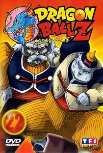 Dragon Ball Z (4ª Temporada) - Poster / Capa / Cartaz - Oficial 22