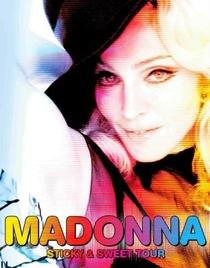 Madonna: Sticky & Sweet Tour - Poster / Capa / Cartaz - Oficial 4