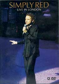 Simply Red - Live in London - Poster / Capa / Cartaz - Oficial 1