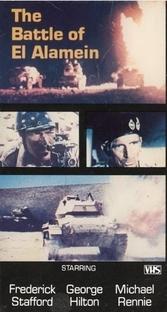 A Batalha de El Alamein - Poster / Capa / Cartaz - Oficial 1