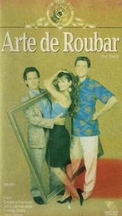 Arte de Roubar - Poster / Capa / Cartaz - Oficial 2