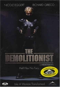 A Demolidora - Poster / Capa / Cartaz - Oficial 5