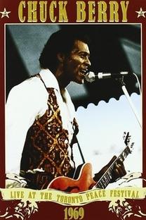 Chuck Berry - Live in Toronto - Poster / Capa / Cartaz - Oficial 3