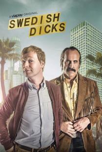 Swedish Dicks (1ª Temporada) - Poster / Capa / Cartaz - Oficial 1