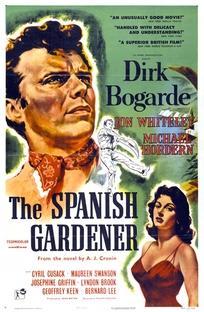 O Jardineiro Espanhol - Poster / Capa / Cartaz - Oficial 1
