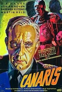 Almirante Canaris  - Poster / Capa / Cartaz - Oficial 2