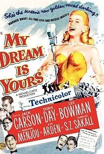 Meus Sonhos Te Pertencem - Poster / Capa / Cartaz - Oficial 1