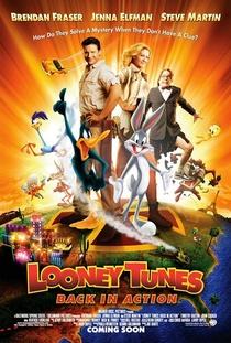 Looney Tunes: De Volta à Ação - Poster / Capa / Cartaz - Oficial 1