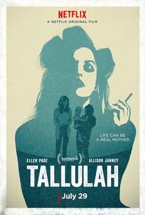 Tallulah - Poster / Capa / Cartaz - Oficial 1