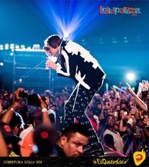 Arcade Fire - Live at Lollapalooza Brasil 2014 - Poster / Capa / Cartaz - Oficial 1