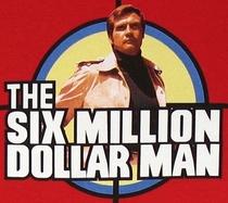O Homem de Seis Milhões de Dólares (1º Temporada)  - Poster / Capa / Cartaz - Oficial 1