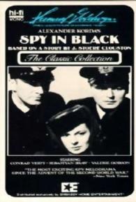 O Espião Negro - Poster / Capa / Cartaz - Oficial 2