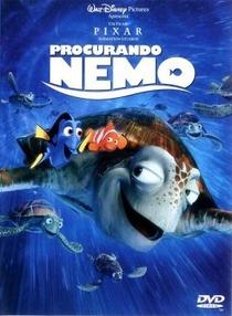 Procurando Nemo - Poster / Capa / Cartaz - Oficial 3