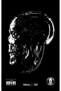 O Exterminador do Futuro: Gênesis - Poster / Capa / Cartaz - Oficial 2