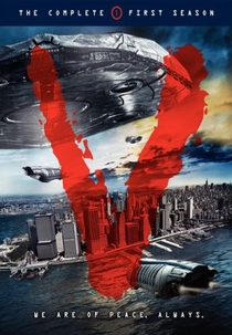 V – Visitors (1ª Temporada) - Poster / Capa / Cartaz - Oficial 2