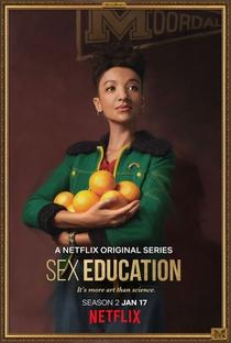 Sex Education (2ª Temporada) - Poster / Capa / Cartaz - Oficial 9