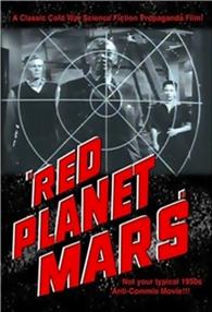 O Planeta Vermelho - Poster / Capa / Cartaz - Oficial 1
