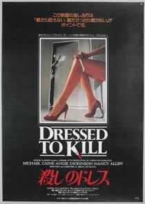 Vestida Para Matar - Poster / Capa / Cartaz - Oficial 8