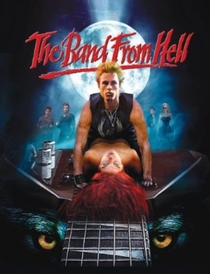 The Band from Hell  - Poster / Capa / Cartaz - Oficial 1