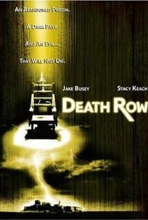 Death Row - Poster / Capa / Cartaz - Oficial 1