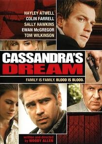 O Sonho de Cassandra - Poster / Capa / Cartaz - Oficial 4