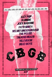 CBGB - O Berço do Punk Rock - Poster / Capa / Cartaz - Oficial 10