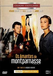 Os Amantes de Montparnasse - Poster / Capa / Cartaz - Oficial 4
