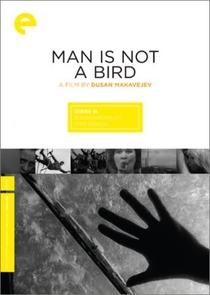 O Homem Não É Um Pássaro - Poster / Capa / Cartaz - Oficial 1