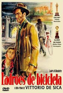 Ladrões de Bicicleta - Poster / Capa / Cartaz - Oficial 8