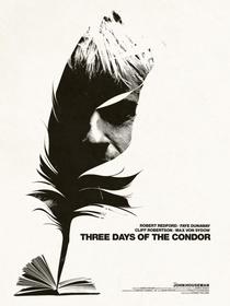 Três Dias do Condor - Poster / Capa / Cartaz - Oficial 6
