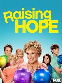 Raising Hope (4ª temporada) - Poster / Capa / Cartaz - Oficial 1