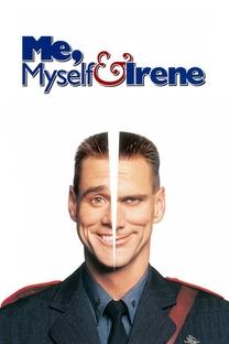 Eu, Eu Mesmo e Irene - Poster / Capa / Cartaz - Oficial 3