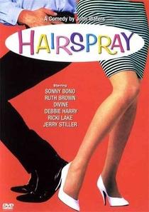 Hairspray - Éramos Todos Jovens - Poster / Capa / Cartaz - Oficial 1