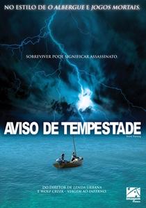 Aviso de Tempestade - Poster / Capa / Cartaz - Oficial 1
