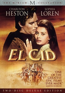 El Cid - Poster / Capa / Cartaz - Oficial 7
