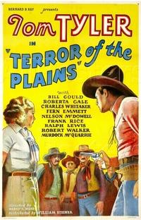 O Terror das Planícies - Poster / Capa / Cartaz - Oficial 1