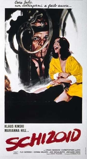 Esquizofrenia - Poster / Capa / Cartaz - Oficial 2