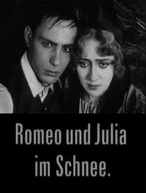 Romeu e Julieta na Neve - Poster / Capa / Cartaz - Oficial 1